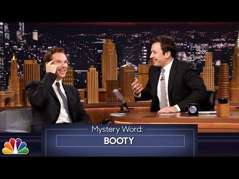Three-Word Stories with Benedict Cumberbatch (видео)