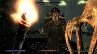 The Elder Scrolls 5 Skyrim путь последних Двемеров часть 316 Сложная загадка