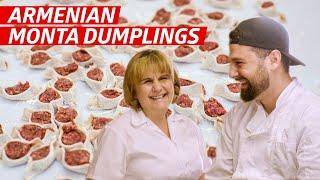 How an Armenian Bakery Makes 10,000 Monta Dumplings a Day — No Passport Required thumbnail