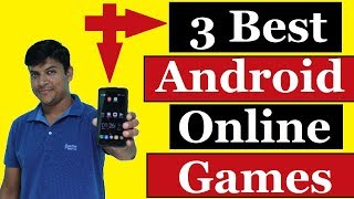 Top 3 Online Games For Android   Clash Of Clans   Boom Beach   Hay Day   in Hindi Mr.Growth
