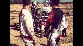 Three Palms Motocross Park GoPro HD Schneider Brothers