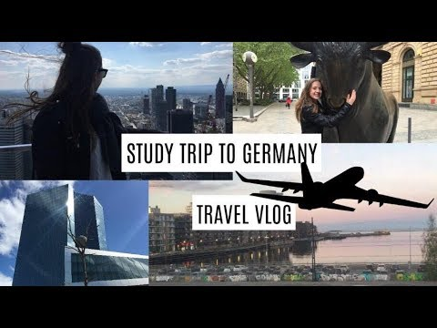 STUDY TRIP VLOG | GERMANY