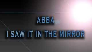 ABBA-I Saw It In The Mirror [HD AUDIO]