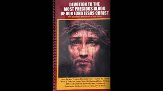 Precious Blood Of Jesus Christ And The Divine Mercy Chaplets & Rosary