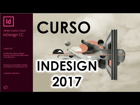 CURSO DE ADOBE INDESIGN CC 2017 – COMPLETO