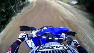 preview picture of video 'GoPro YFZ450R - Hoope-park'