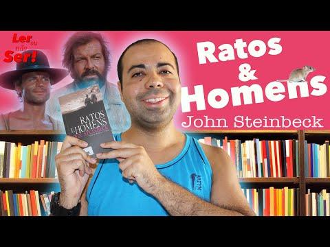 Ratos e Homens   John Steinbeck | Ler ou NaÌo Ser