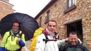 preview picture of video 'Camino 14º León-Fisterra Febrero 2015 Parte 1ª'