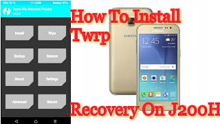 twrp recovery install no root no pc bangla - TH-Clip
