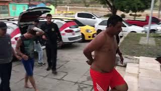 PC prende dois suspeitos de terem praticado Homicídio de Vigilante em São Miguel dos Campos
