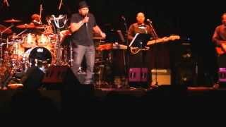 Aaron Neville {LIVE}-Don't Worry About A Thing