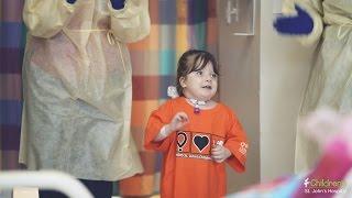 HSHS St. John's Hospital Nurses Make Hokey Pokey Dreams Come True