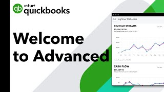 QuickBooks Online Advanced-video