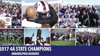 🏆Arkadelphia State Championship 2017🏆