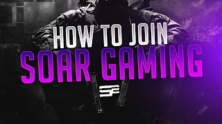 How To Join Teams/Clans (How To Join SoaR)