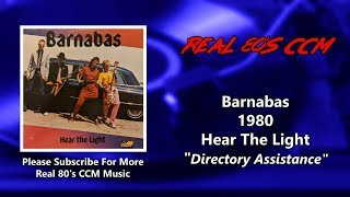 Barnabas - Directory Assistance (HQ)
