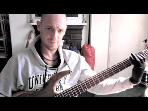 'How to practice Arpeggios' Pt 1 - BASS LESSON (L#12)