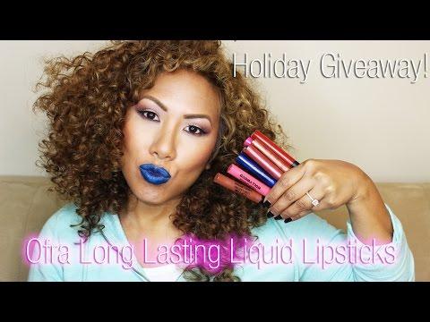 Long Lasting Liquid Lipstick by ofra #10