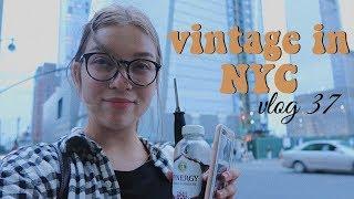 секонд хенды и винтаж в Нью-Йорке (vlog 37) | Polina Sladkova