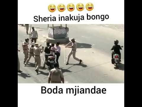 Sheria Hii ikija bongo BODABODA watakubali