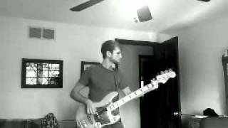 """Crack The Code""-311(Bass Cover)"