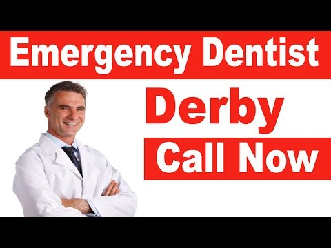 Emergency Dentist Derby | Immediate treatment call now Emergency dentist Derby