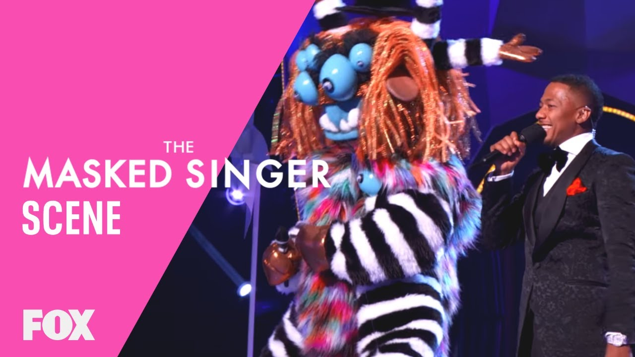 Ken Says Squiggly Is Dr. Fauci | Season 4 Ep. 5 | THE MASKED SINGER