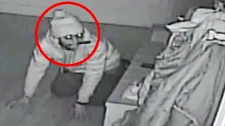13 Scariest Things Caught on Security Cameras