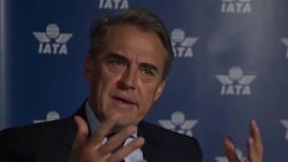 Alexandre de Juniac Welcome - IATA AGM 2018