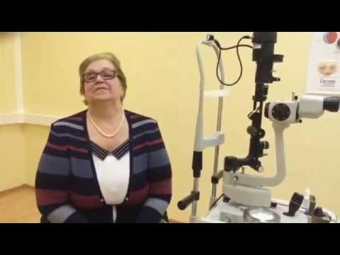 Упражнение для восстановление зрения
