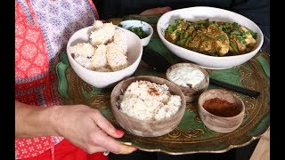 Youtube thumbnail for Goan Fish Curry and Coconut Bananas by Warren Elwin