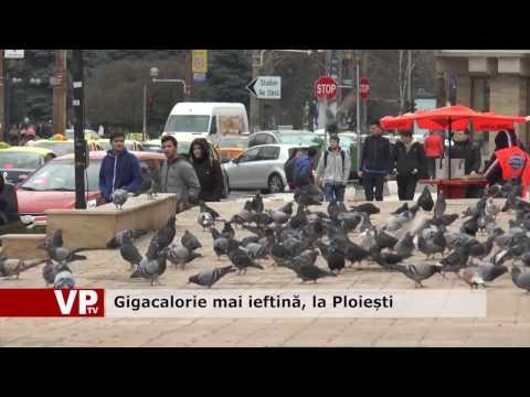 Gigacalorie mai ieftină, la Ploiești