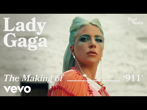 Asi se hizo 911 de Lady Gaga