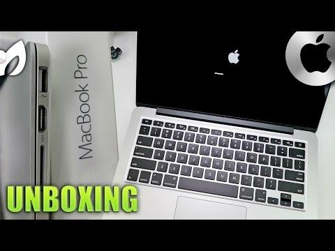¿Por qué compré la de 13 pulgadas? MacBook Pro Retina (#Unboxing)