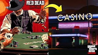 Rockstar Added Gambling to Red Dead Online, Is GTA Online Next? Will the Casino FINALLY Open?