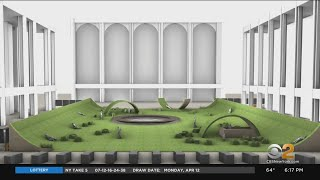 Lincoln Center Plaza To Be Transformed Into Green Space