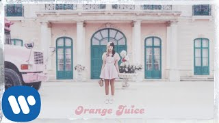 Melanie Martinez   Orange Juice [Official Audio]
