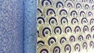 Wall Painting Interior Design / Royal Play Asian Paints