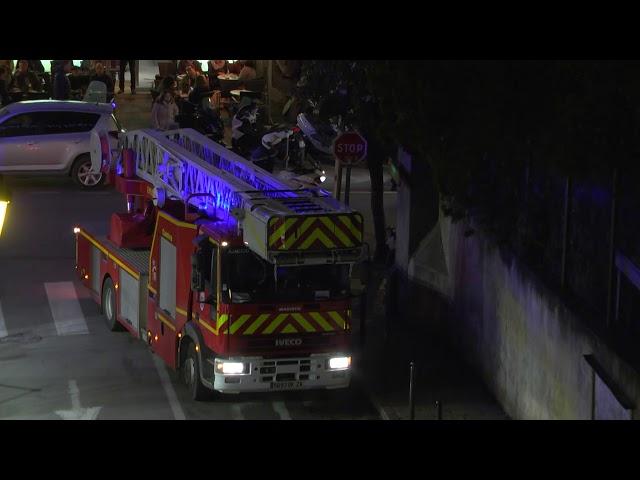 VIDEO. Fuite de gaz à Ajaccio : le quartier de la préfecture bloqué
