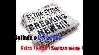 Ballada o Epsztajnie Bonus EXTRA EXTRA news