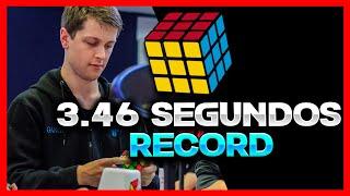 RECORD MUNDIAL cubo rubik 3x3 *robot y personas*