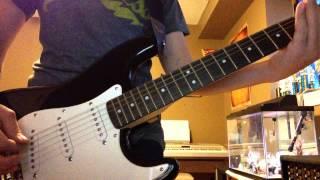 Kutless - Tonight (Guitar Cover)