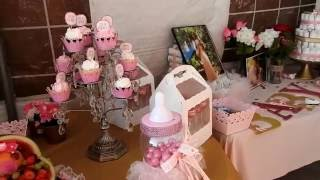 Beautiful Girls Baby Shower