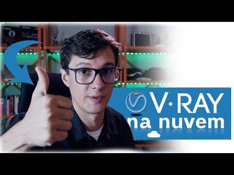 [Existe!] V-Ray Online - E eu achando que meu computador renderizava rápido...