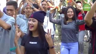Lagu TikTok Kolaborasi MERPATI & NIRWANA Nyanyi Lagi Syantik & Goyang Dua Jari