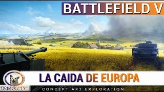 Battlefield V Comenzará con Británicos+Alemanes y Tendrá 7-8 Facciones jugables