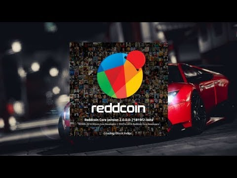 How To Download & Use ReddCoin Core Wallet - ReddCoin Desktop Wallet - Download RDD Core Wallet