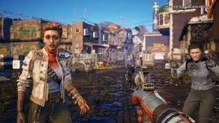 THE OUTER WORLDS Trailer (The Game Awards 2018) Obsidian
