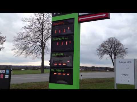 Der Begriff von der Oktanzahl des Benzins