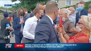 Macron giflé, que s'est-t-il vraiment passé ?
